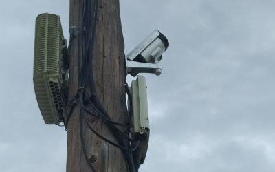 Càmeres a la via pública?
